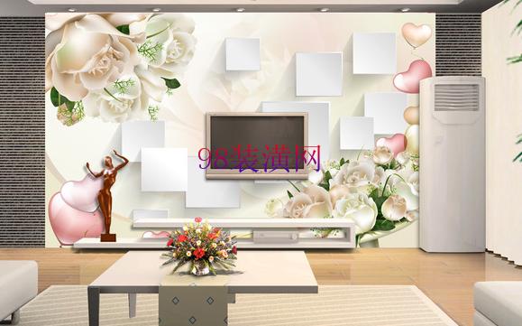 无锡新吴区简欧装修客厅设计-新简欧客厅装修效果图