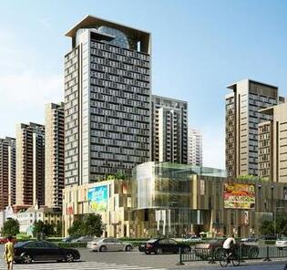 中大未来城装修案例