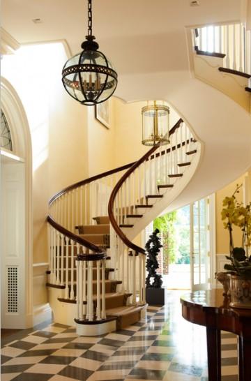 昆山法式风格四室两厅180平米