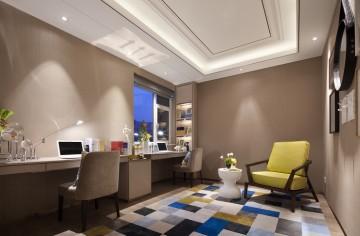 张家港现代简约两室两厅125平米