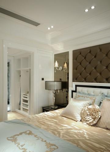 太仓三室两厅100平米欧式风格