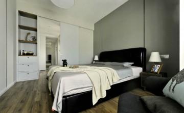 昆山两室一厅简单98平米