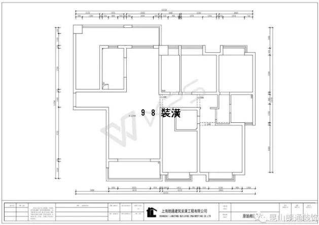 兰州新房装修效果图-案例-兰州98装潢网