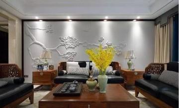 昆山200平新中式, 四室两厅
