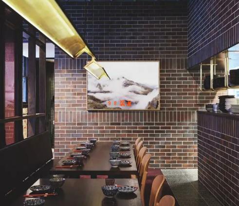 昆山中式快餐店装修效果图-案例-昆山98装潢网