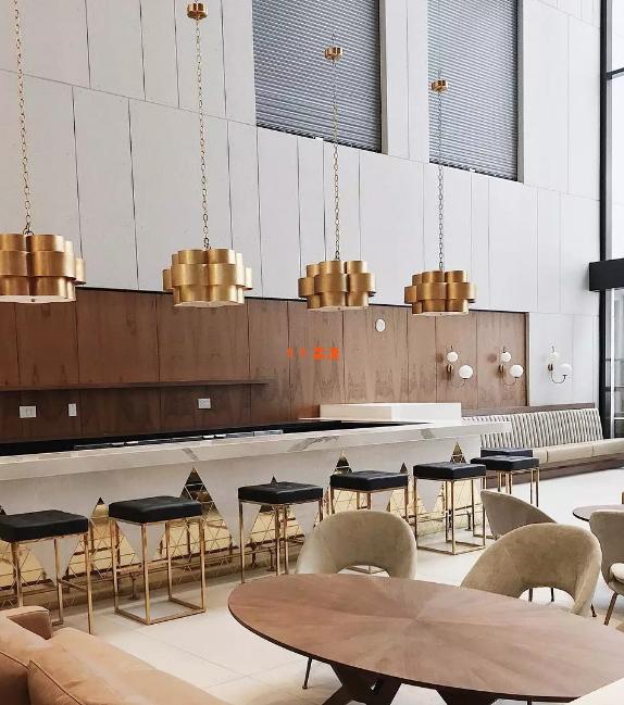 大同咖啡店装修效果图-案例-大同98装潢网