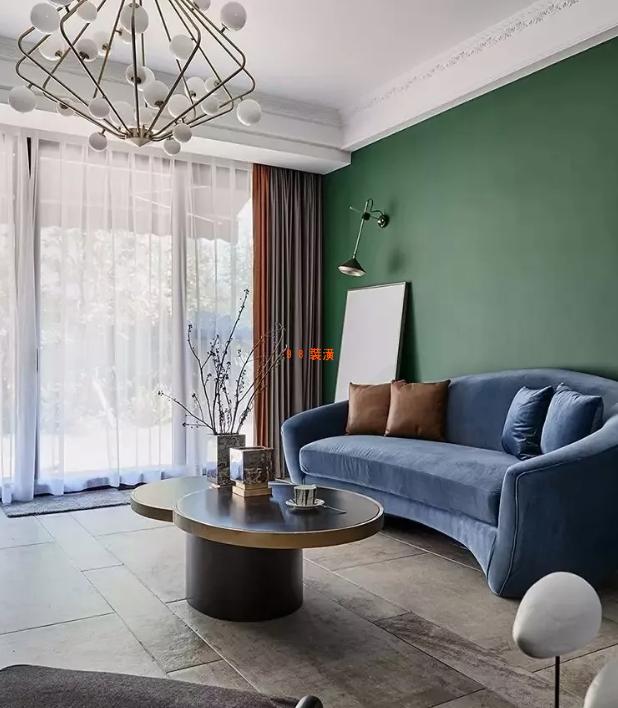 昆山室内装修设计效果图-案例-昆山98装潢网