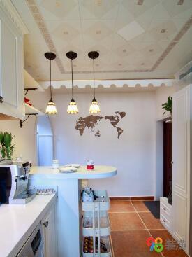 昆山小公寓装修效果图-案例-昆山98装潢网