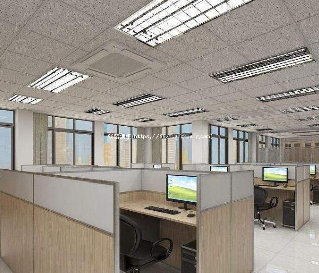 太原办公室装修设计