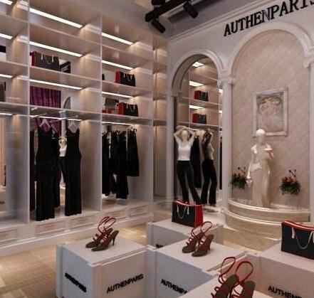 昆山服装店面装修风格,吸引客户,提高成交率
