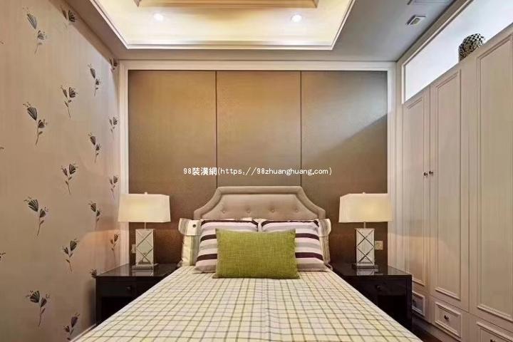 晋江欧式风格|107㎡ 三居室 就呢度智能生活体验馆效果图-案例-晋江98装潢网