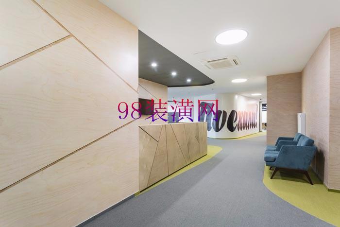 昆山网络公司办公室装修怎么装修比较好