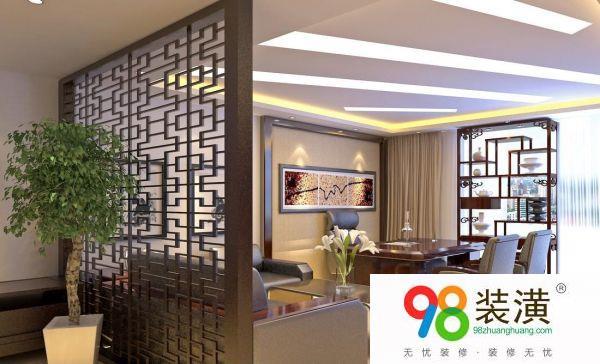 三室两厅装修价格办公室高隔断如何设计 隔断的种类有哪些