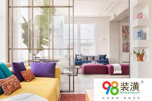 毛坯房装修费用小户型家装设计图片欣赏 小户型家装设计技巧