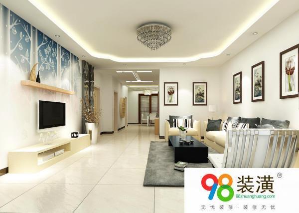 中式别墅装修什么是现代风格呢  现代风格装修设计要点