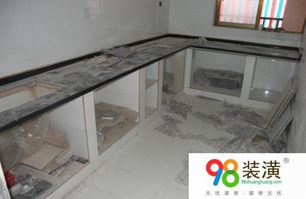 中等装修多少钱究竟砖砌橱柜好不好   砖砌橱柜做法有哪些