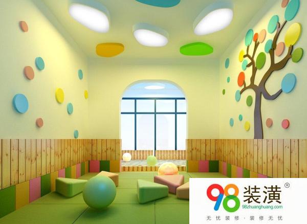 大户型装修幼儿园立面设计技巧  幼儿园立面设计要点