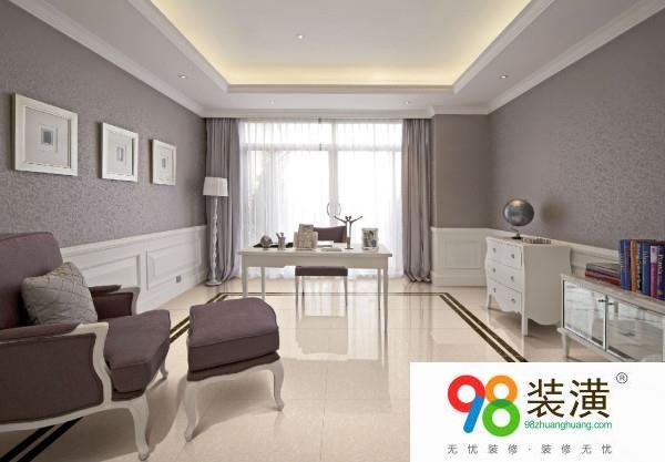 装修推荐100平米房子普通装修技巧   装修的注意事项