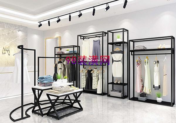 60平服装店装修大约多少钱 服装店应该怎么装修设计