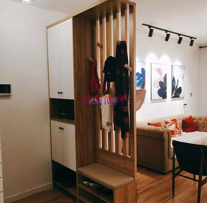昆山两居室新房装修设计 打造一家三口幸福之家