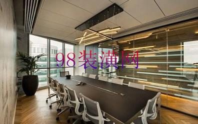 最新办公室高端装修做好这3点,高端气质立马呈现