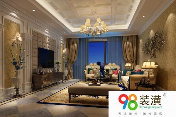 欧式别墅效果图欣赏 欧式别墅设计说明