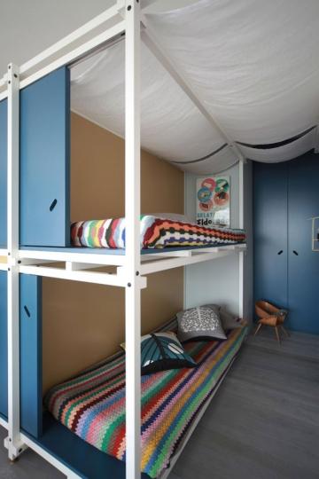 50平米单身公寓装修案例