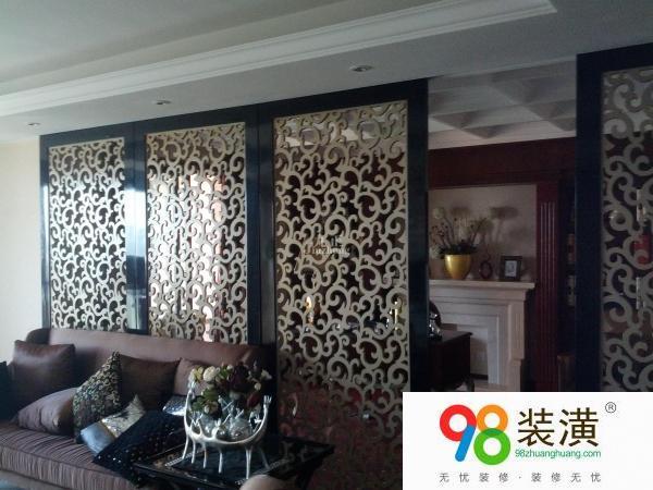 常熟客厅隔断墙设计技巧  客厅隔断墙设计 注意事项