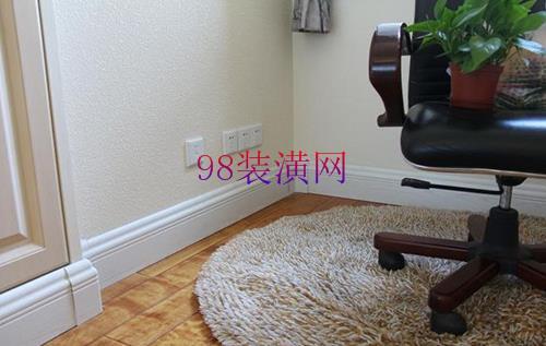 周庄踢脚线的品牌和款式选购推荐 让家居装修细节更加完美