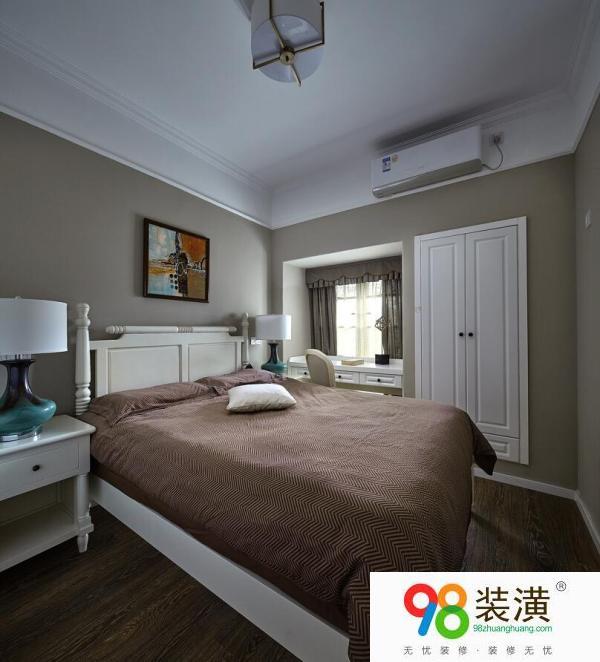 常熟卧室装修效果图 卧室装修的颜色搭配