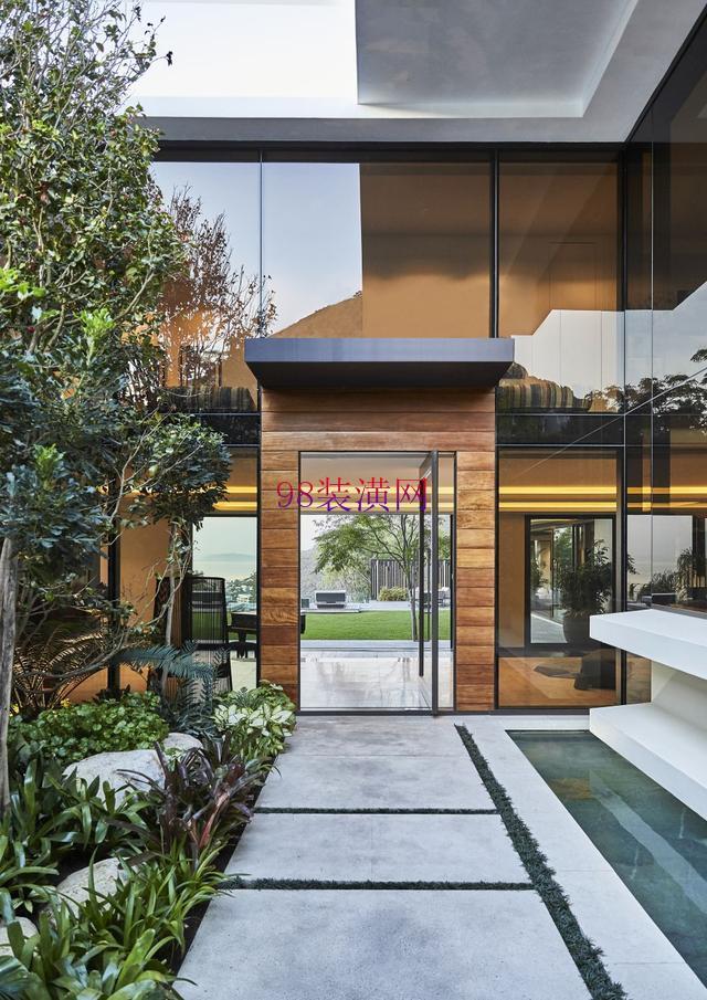 淀山湖现代化开普敦住宅装修设计 打造休闲独特的家居空间