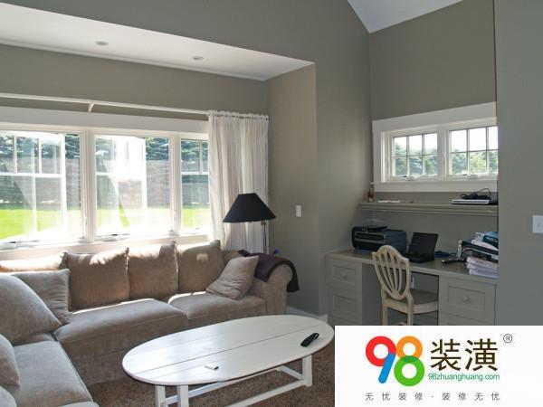 张家港家庭装修飘窗怎么利用 飘窗设计注意事项