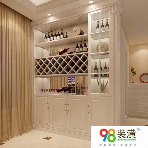 张家港展示柜隔断设计要点 实用的家具隔断