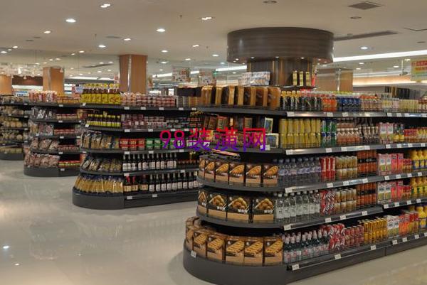 超市布局设计的原则 超市布局设计注意什么