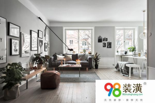 常熟北欧灰色系装修风格特点 灰色瓷砖如何搭配颜色