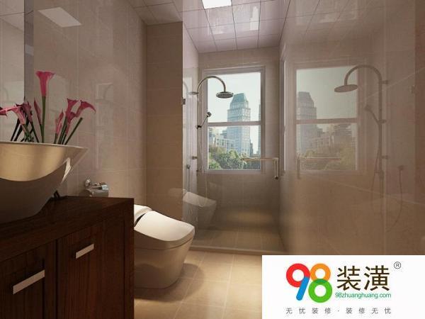 张家港厕所新式装修设计技巧  厕所新式装修设计注意事项