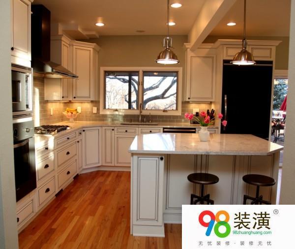 张家港开放式厨房装修风格特点   开放式厨房装修方法