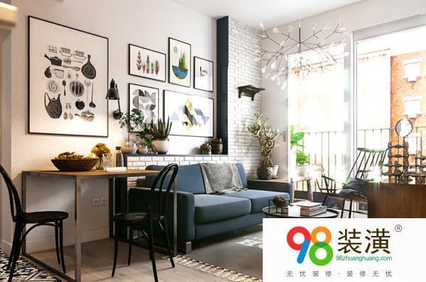 张家港三居装修风格选择 三居装修注意事项