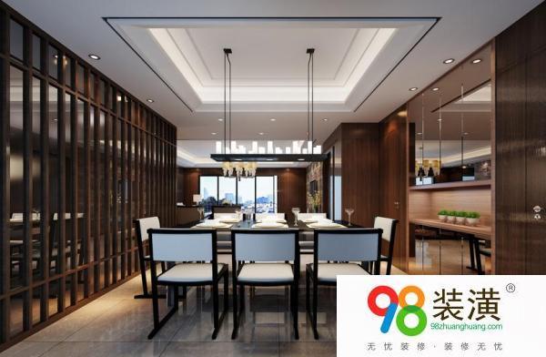 常熟中式餐厅设计装饰用品 中餐厅设计理念