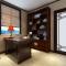 白山中式室内设计
