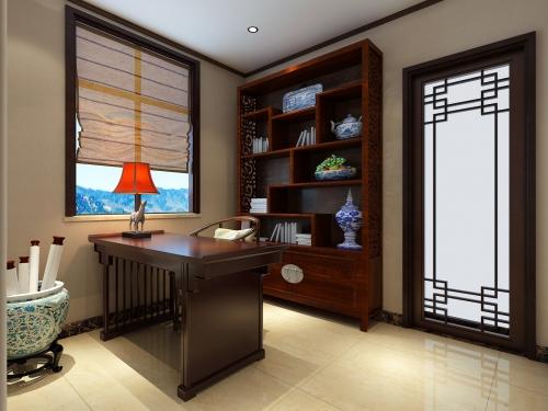 中式室内设计禹州