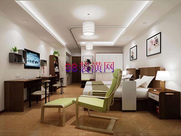 吴江老年公寓设计公司哪家好 吴江老年公寓装修价格昆山