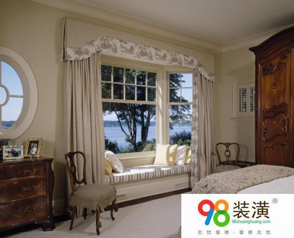 昆山卧室飘窗尺寸尺寸是多少 卧室窗飘怎么设计