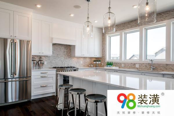 昆山怎样装修厨房好看    装修厨房注意什么