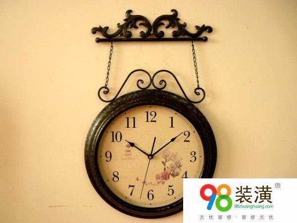 昆山电子钟 挂钟选购注意什么   电子钟 挂钟摆放注意什么