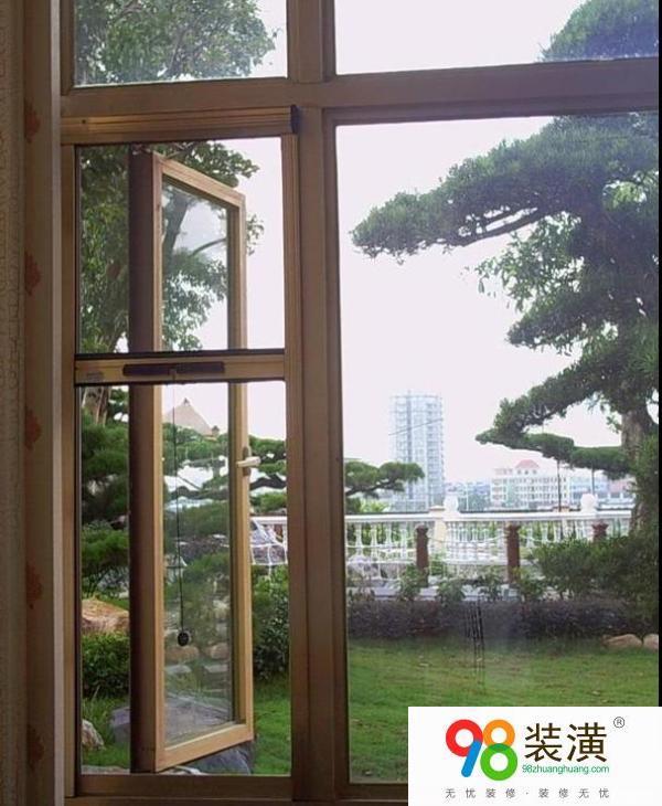 昆山磁贴纱窗的介绍 磁贴纱窗的特点和性能