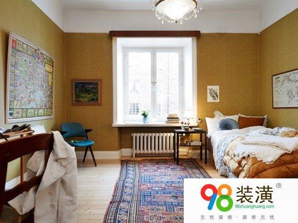 昆山15平米单身公寓装修技巧 小户型装修注意事项