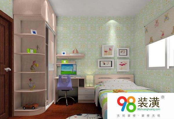 太仓究竟儿童房太小怎么设计   儿童房装修注意什么