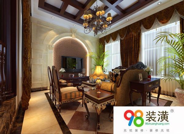 昆山小别墅客厅装修怎么设计 客厅装修注意事项
