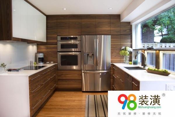 1字厨房装修设计方法 1字厨房装修要点